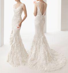 ¡Nuevo vestido publicado!  Rosa Clará mod. UMA 2015 ¡por sólo $25000! ¡Ahorra un 52%!   http://www.weddalia.com/mx/tienda-vender-vestido-de-novia/rosa-clara-mod-uma-2015/ #VestidosDeNovia vía www.weddalia.com/mx