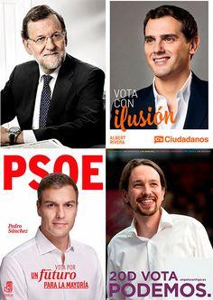 Elecciones Generales del 20D en España