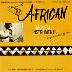 Smithsonian Folkways - African Musical Instruments - Bilal Abdurahman