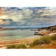 @iconjane | Fisherman and the sea | Bozcaada