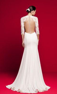Featured Dress: Daalarna; Wedding dress idea.