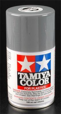 TAMIYA 85007 Spray Lacquer TS7 Racing White 3 oz | Hobby