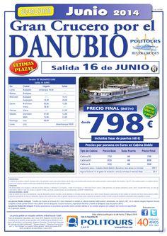 Crucero por el DANUBIO, salida 16 de Junio (8d/7n) precio final dsd 798€ - Pensión Completa a bordo ultimo minuto - http://zocotours.com/crucero-por-el-danubio-salida-16-de-junio-8d7n-precio-final-dsd-798e-pension-completa-a-bordo-ultimo-minuto-4/