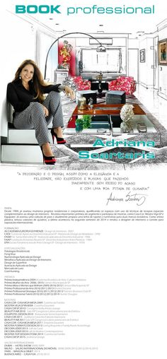 Adriana Scartaris design de interiores