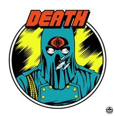 Death Commander - Death, Shred! #CobraCommander