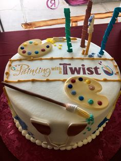 Pin By Painting With A Twist On Yummy Pwat Desserts Pinterest