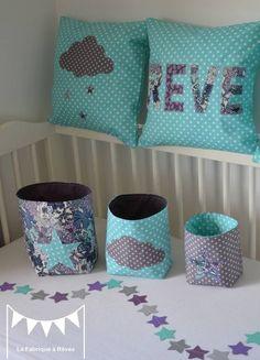 Accessoires garcons turquoise et gris ~ Image Sur le Design Maison