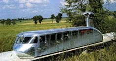 SHONNER: The Rohr Aerotrain Tracked Air-Cushion Vehicle (TACV)