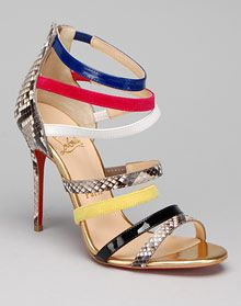 Christian Louboutin Marineiere, goes with everything!!!