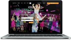 Evenses.com www.itsavirus.com - internetbureau amsterdam