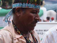 Día internacional del Indígena. Natagaima-Colombia. 2013