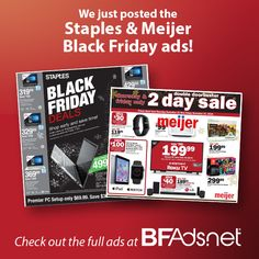 43 Best Black Friday Ad Scans 2018 images | Black friday ads