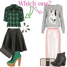 Which one - Topshop items!