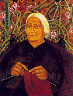 FRIDA KAHLO (1907 - 1954 ) MEXICAN ARTIST : More At FOSTERGINGER @ Pinterest