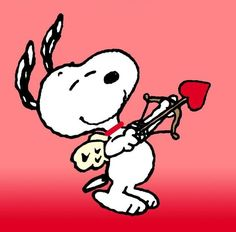 Be my valentine snoopy