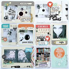 #projectlife #scrapbook