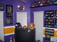 football Man Cave Decorating Ideas | NFL Football Ideas & Designs | ManCaveKingdom.com Blog