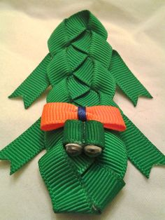 Florida Gator Ribbon - I could see you making this, @kellywynns!
