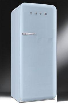 Smeg FAB28RAZ1 Standkühlschrank / A++ / 248 L / Blau / mit integriertem Gefrierteil / Rechtsanschlag von Smeg, http://www.amazon.de/dp/B005GUFKDG/ref=cm_sw_r_pi_dp_CgREsb1WKRHET