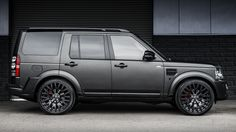 RS Land Rover Discovery 3.0 SDV6 Graphite