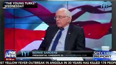 Fox Uses TYT Bernie Interview To Attack Hillary Clinton