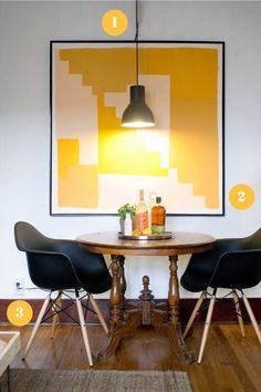 "DIY the Style: Projects Inspired by Kathryn & Perry's ""Have Less Do More"" Apartment"