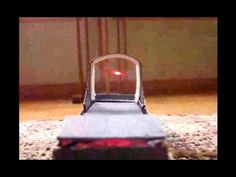 (16) How to Make a Red dot sight / reflex sight - YouTube