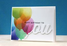 Big You created by Laura Bassen using Simon Says Stamp Exclusives.  June 2014
