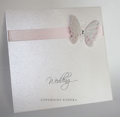 butterfly invite to make