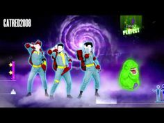 Just Dance 2014 - Ghostbusters - 5 Stars - YouTube