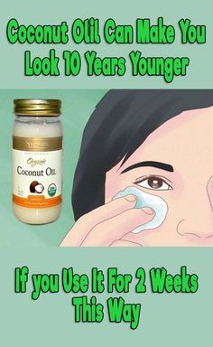 For younger look