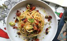 Pasta ai ciliegini siciliani ispirata al Commissario Montalbano – Nordfoodovestest