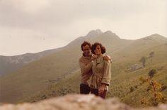 Lida e Alessandro e Monte Generoso