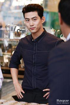Hot Korean Guys, Cute Asian Guys, Korean Men, Asian Men, Dramas, Lets Fight Ghost, Ok Taecyeon, Handsome Korean Actors, Romance