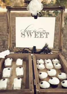 Adorable for a wedding or outdoor party.. Simple and able to add a splash of your own cupcake colour
