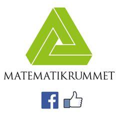 Matematikrummet Facebook Matte Material, Facebook, Logos, Logo, Legos