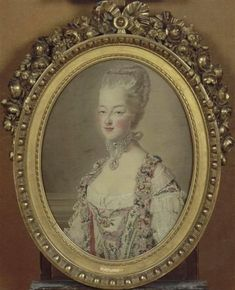 1774 - Marie Antoinette (Francois Hubert Drouais)