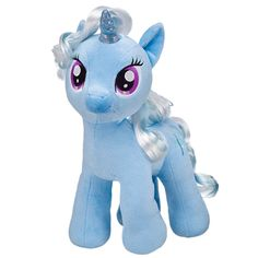 15 in. MY LITTLE PONY TRIXIE - Build-A-Bear Workshop US