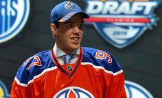 Oilers sign Connor McDavid to 3-year, entry-level contract #Connor, #Edmonton, #Hockey, #McDavid, #Oilers, #OntarioHockeyLeague