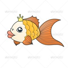 Realistic Graphic DOWNLOAD (.ai, .psd) :: http://hardcast.de/pinterest-itmid-1005156372i.html ... Gold Fish ...  animals, bright, bubble, color, crown, cute, drawing, fin, fish, fun, funny, gravity, growth, life, liquid, mid-air, orange, pets, queen, scale, sea, sketch, small, space, tail, themes, too, vibrant, water, yellow  ... Realistic Photo Graphic Print Obejct Business Web Elements Illustration Design Templates ... DOWNLOAD :: http://hardcast.de/pinterest-itmid-1005156372i.html