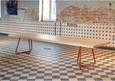 Minium table - Tables - Iconic Dutch
