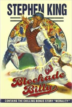 A couple days ago, I sat down and read Stephen King's novella, Blockade Billy. As a baseball fan and a Stephen King fan, I don't know how I managed to not hear about this book f… Cemetery Dance, Good Books, My Books, Stephen King Books, Bad Dreams, True Stories, Cover Art, Book Lovers, The Book