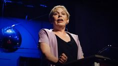 """See """"Global Spirit"""" episode 1 -  scholar Karen Armstrong; we should help make religion a force for harmony. She asks the TED community to help build a Charter for Compassion -- to restore the Golden Rule as the central global religious doctrine."""