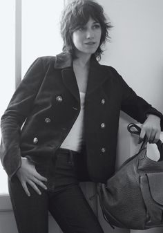 Image result for charlotte gainsbourg gerard darel
