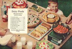 Vintage Spam Recipes #spam #recipe #meat