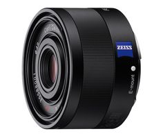 35mm Lens. This Zeiss FE 35mm F2.8 has been rated as the best 35mm ever made.