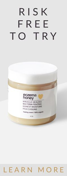 Want to live your life without the daily struggles of eczema? Made hwith pure honey and grated beeswax, Eczema Honey is safe, non-toxic and super effective at controlling the itch. Try our all natural organic honey healing cream today! Beauty Care, Beauty Skin, Health And Beauty, Skin Treatments, Just In Case, Just For You, Up Girl, Natural Healing, Herbs