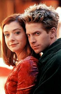 Willow and Oz./ Buffy THE VAMPIRE SLAYER