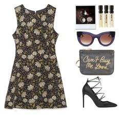 """N°68"" by yellowgrapes ❤ liked on Polyvore featuring Zara, Yves Saint Laurent, Rebecca Minkoff, Le Labo and Thierry Lasry"