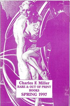 Charles Miller Rare Out Of Print Books Catalog Spring 1998 - Virgil Finlay Cover - Other